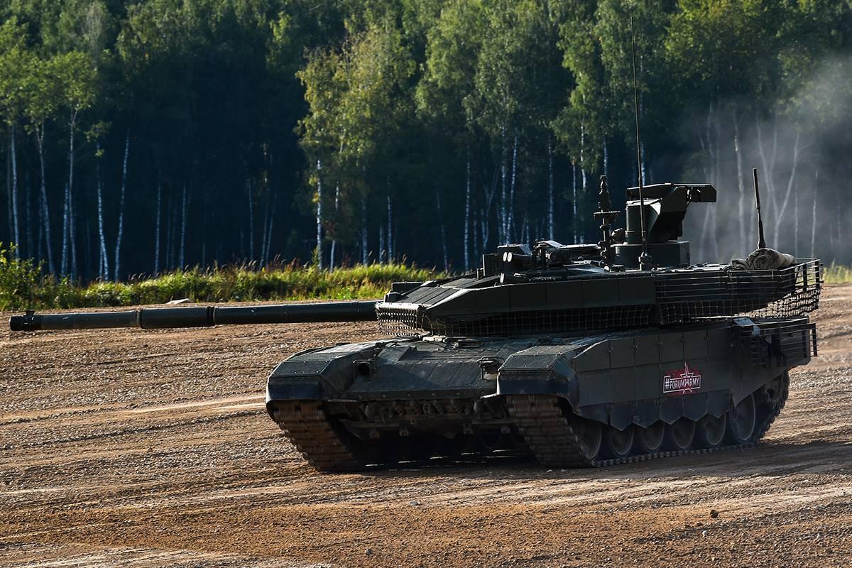 He lo nguyen nhan Nga can xe tang Proryv-3 du da co T-90A-Hinh-3