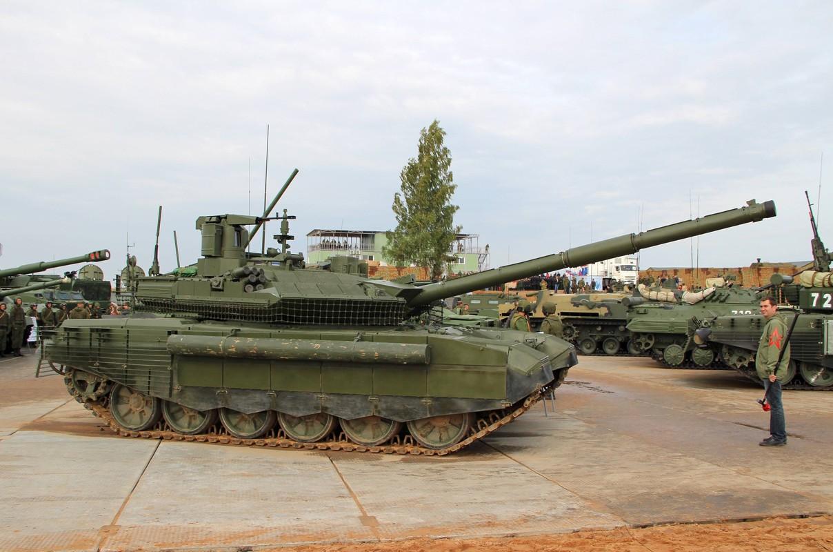 He lo nguyen nhan Nga can xe tang Proryv-3 du da co T-90A