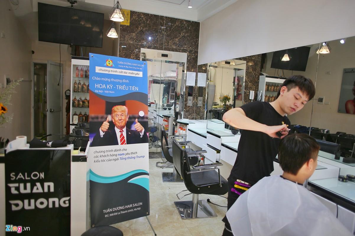 Pho phuong Ha Noi duoc trang hoang chuan bi cuoc gap Trump-Kim-Hinh-4