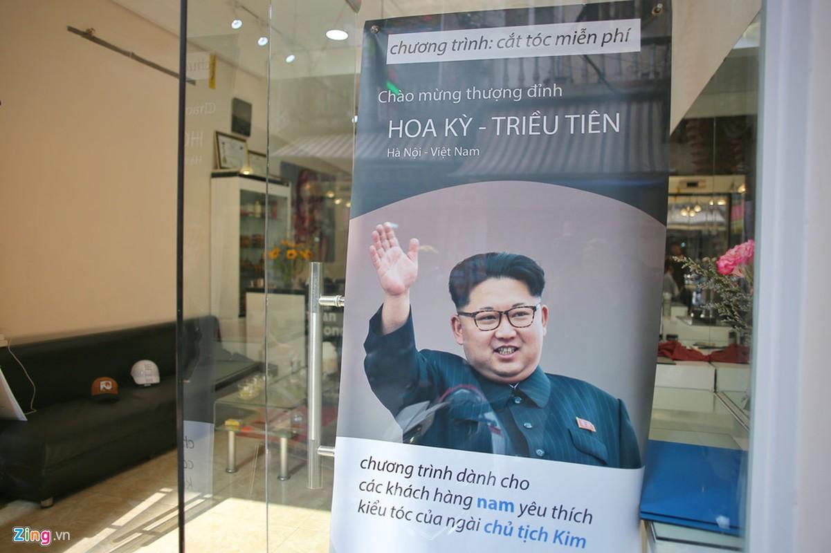 Pho phuong Ha Noi duoc trang hoang chuan bi cuoc gap Trump-Kim-Hinh-5