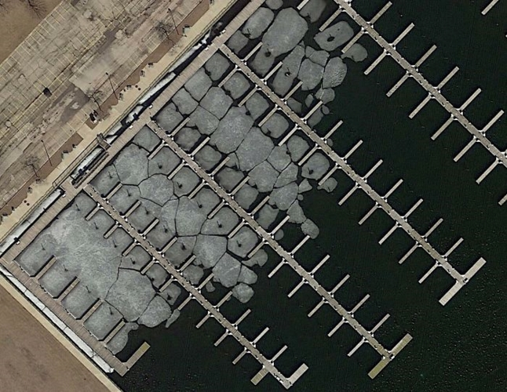 Bat ngo voi nhung buc anh thu vi tim duoc tren Google Earth-Hinh-2