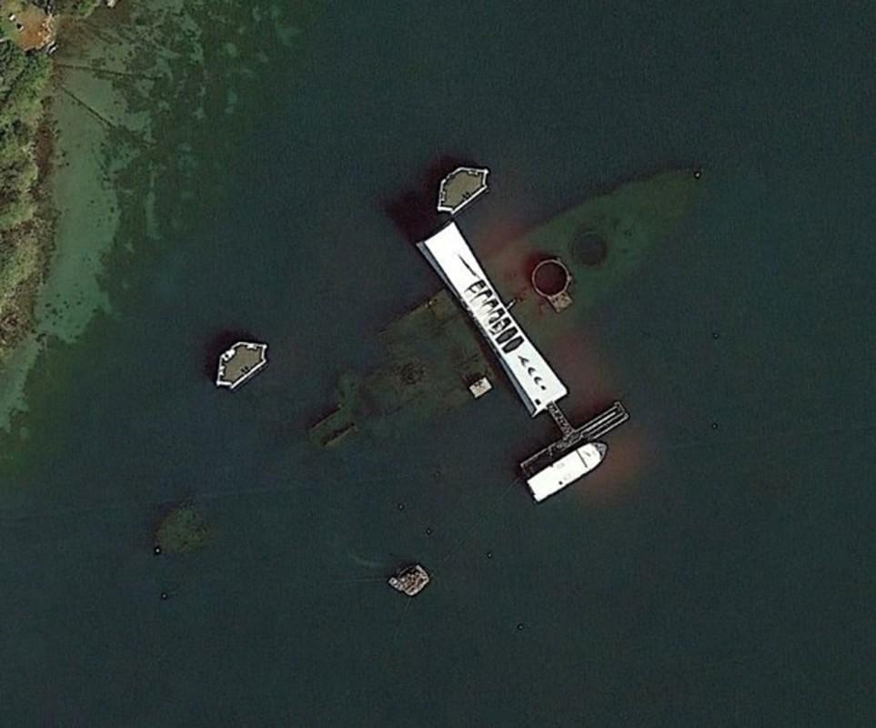 Bat ngo voi nhung buc anh thu vi tim duoc tren Google Earth-Hinh-3