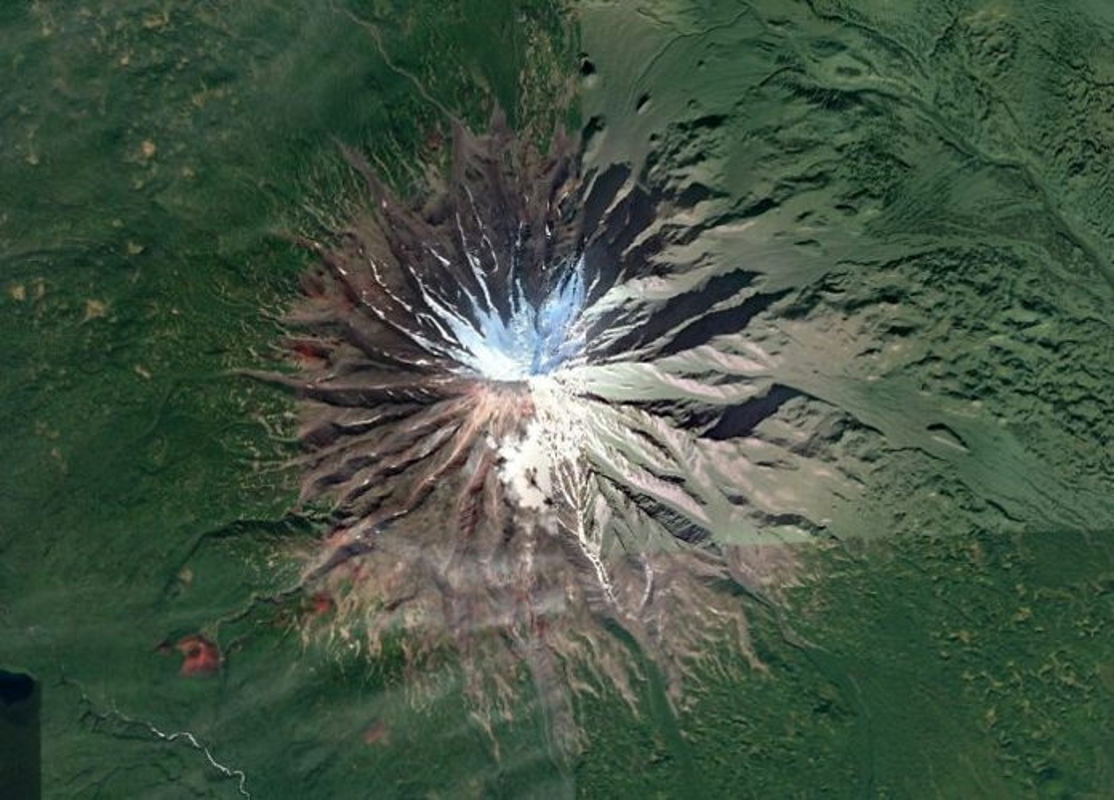 Bat ngo voi nhung buc anh thu vi tim duoc tren Google Earth