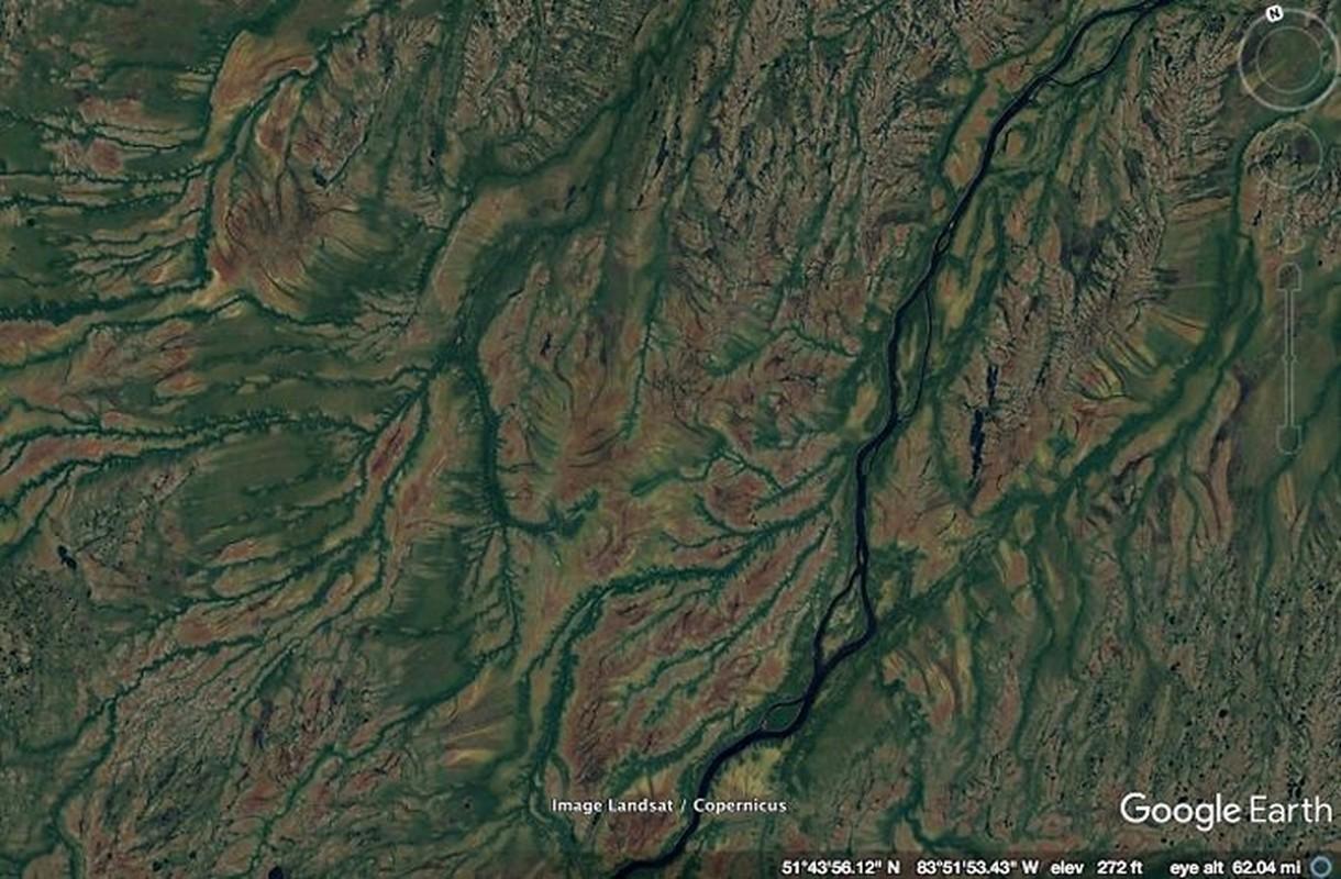 Bat ngo voi nhung buc anh thu vi tim duoc tren Google Earth (2)-Hinh-8
