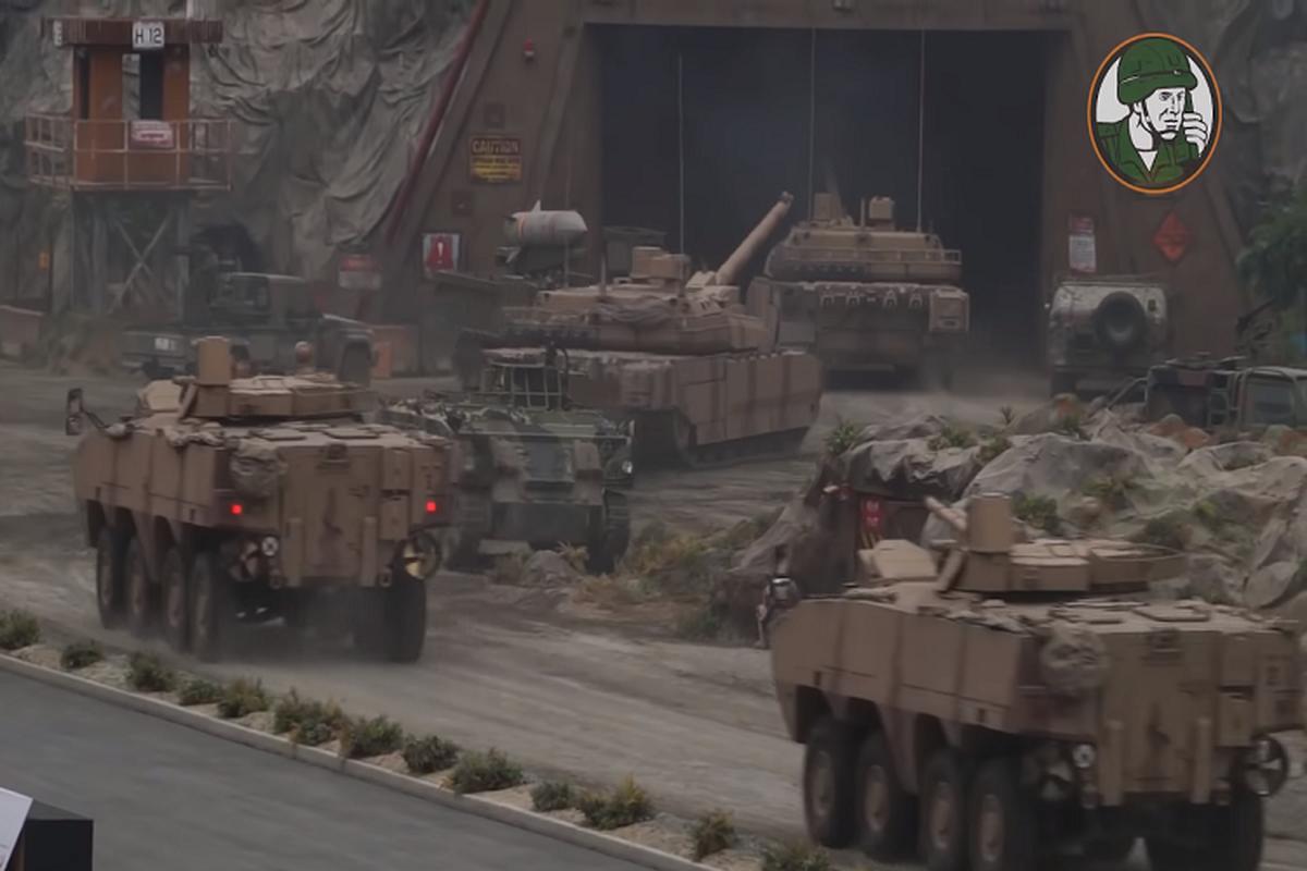 Nga qua uu ai UAE, BMP-3 xuat hien bien the banh lop-Hinh-5