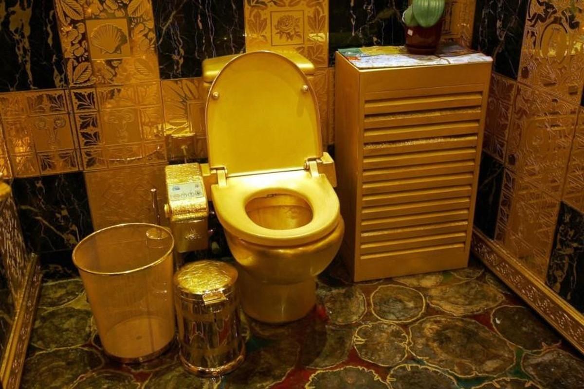 Cuoc song xa hoa dat vang cua quoc vuong Brunei thu nhap 100 USD/giay-Hinh-11