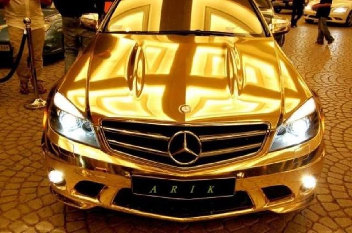 Cuoc song xa hoa dat vang cua quoc vuong Brunei thu nhap 100 USD/giay-Hinh-6