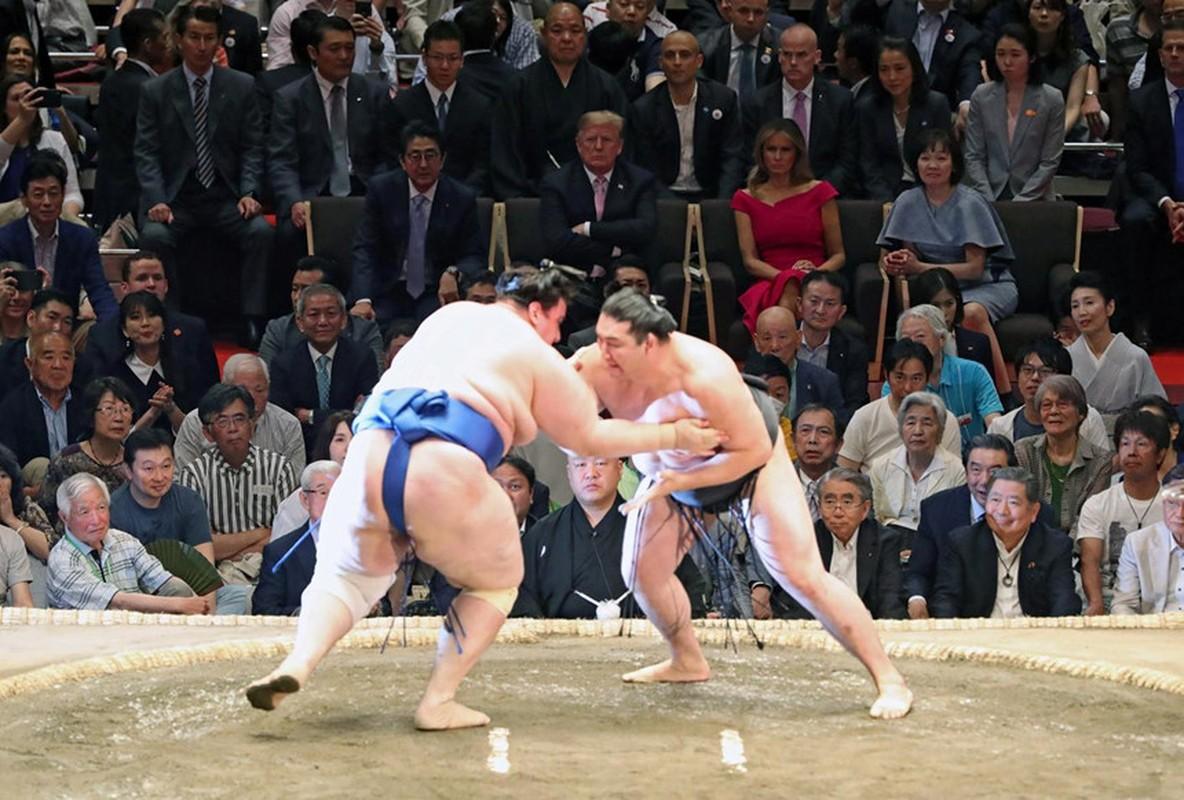 Nguoi Nhat phan khich khi ong Trump trao giai sumo-Hinh-3