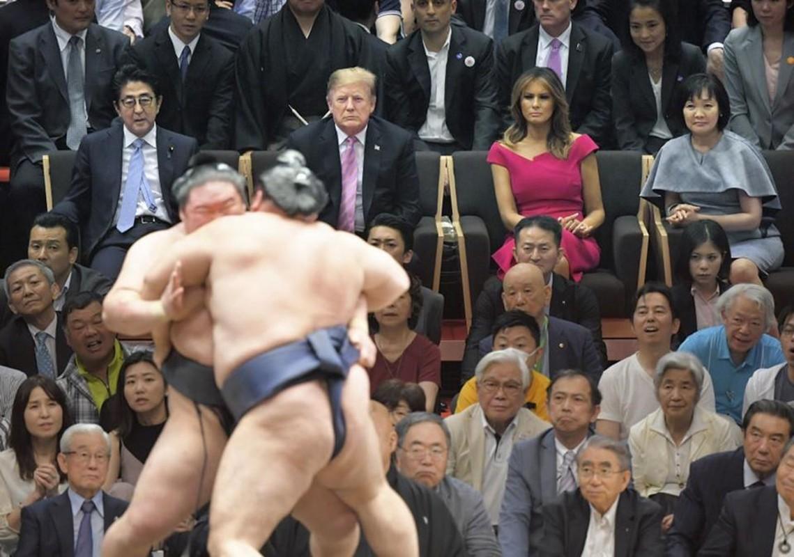 Nguoi Nhat phan khich khi ong Trump trao giai sumo-Hinh-7