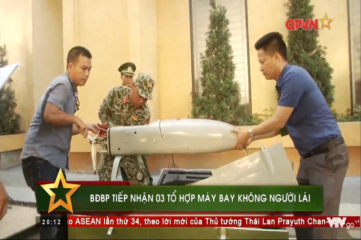 UAV trinh sat moi cua BDBP Viet Nam hien dai ra sao?