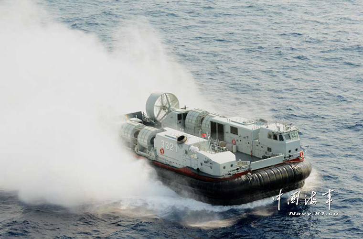 Bi an Trung Quoc che tao them tau do bo Type 726A