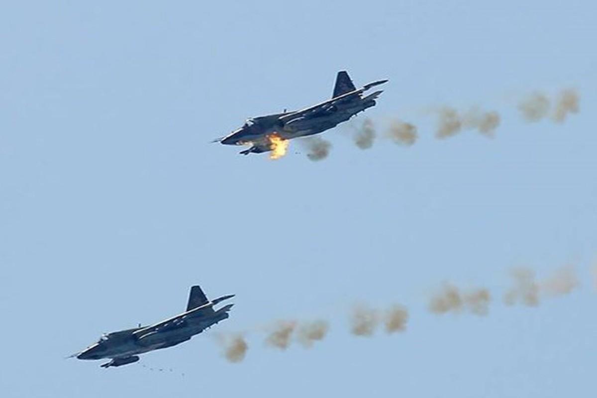 "Tai sao My khiep so ""xe tang bay"" Su-25 Nga o Syria?"