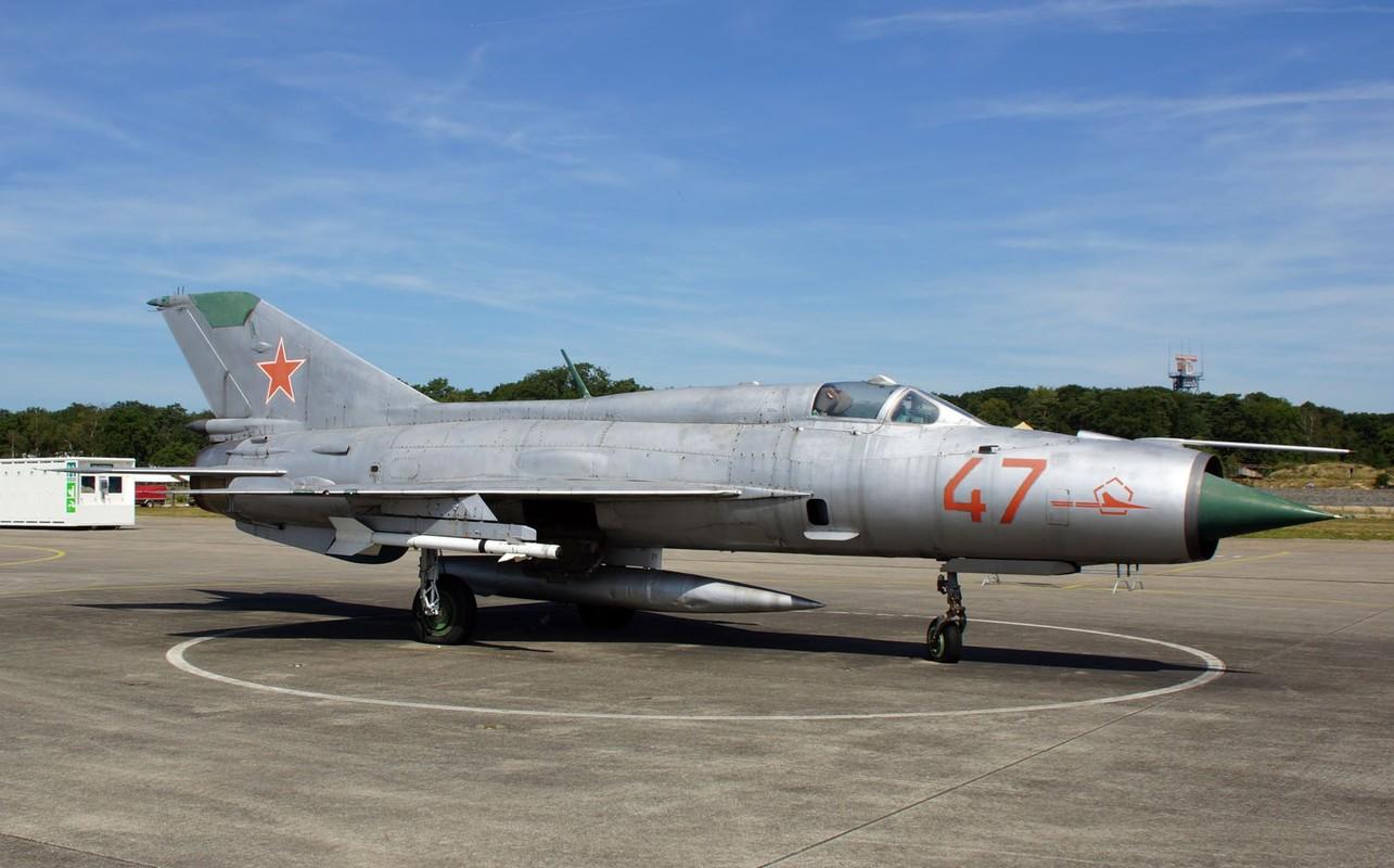 Cong ty My rao ban cong khai 20 tiem kich danh chan MiG-21-Hinh-14