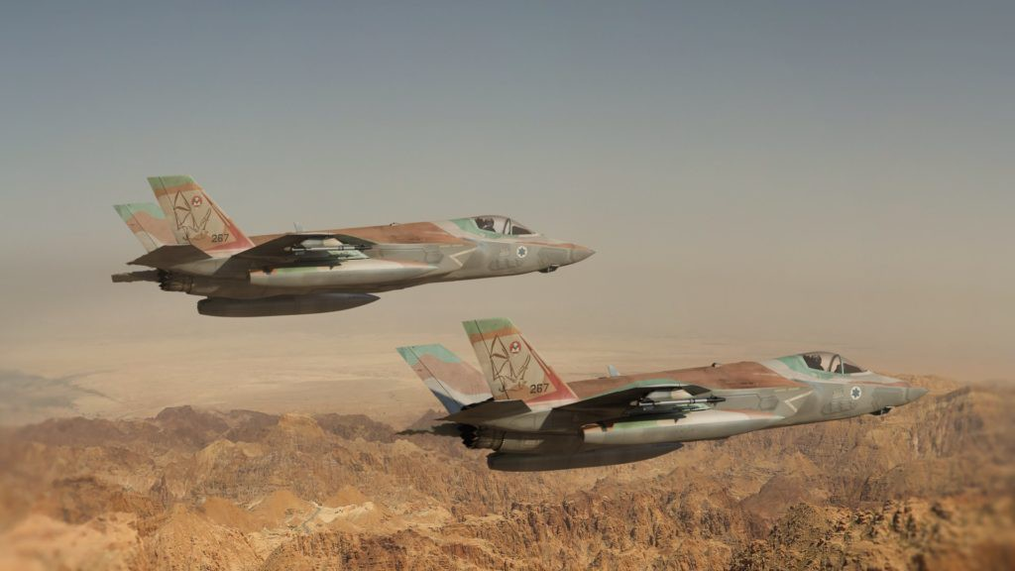 Nghi van sieu tiem kich F-35 cua Israel tung dinh ten lua o Syria-Hinh-5