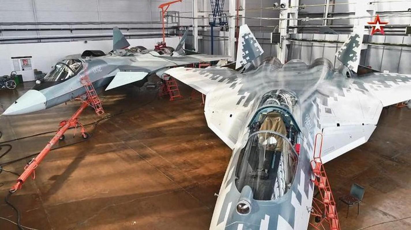 Tiem kich Su-57 qua xin khien phi cong co the ngat trong khi bay-Hinh-14