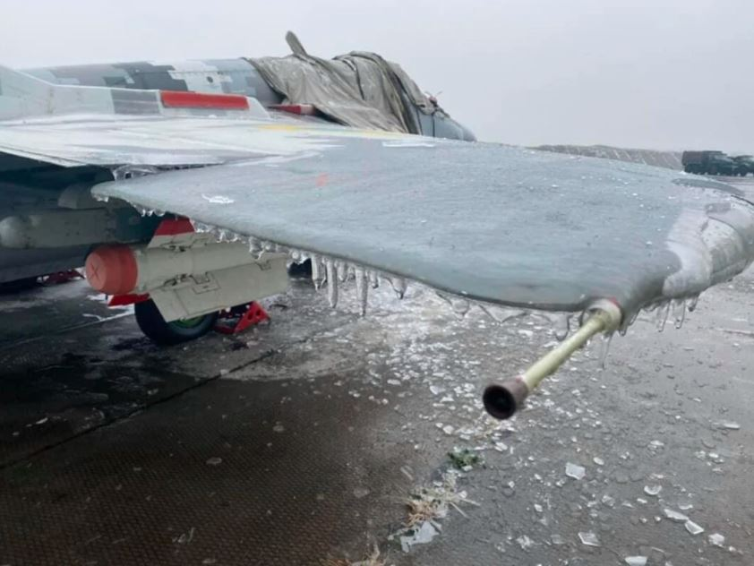 Lanh thau xuong khien tiem kich MiG-29 cua Ukraine bi bang phu kin
