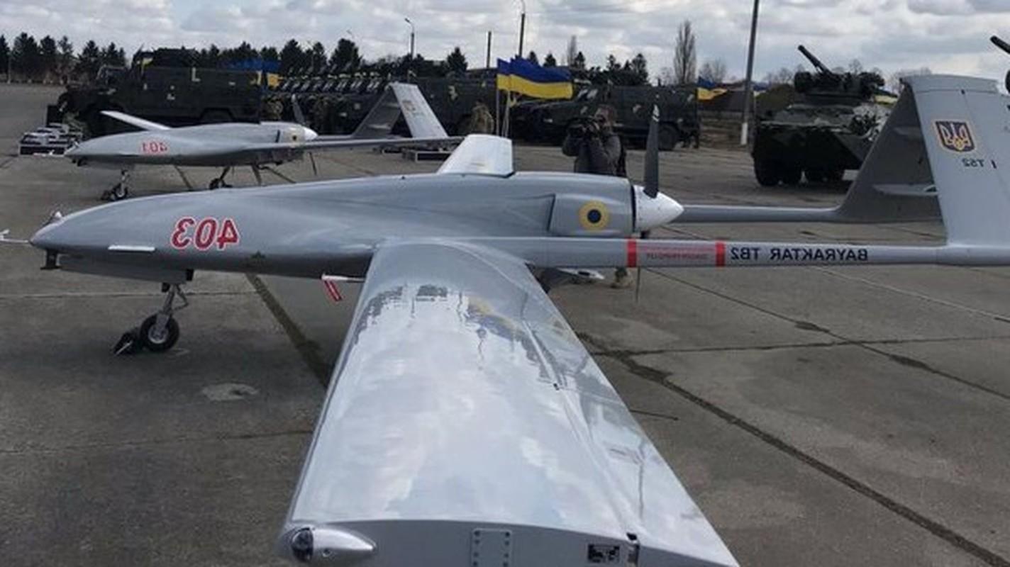 May bay khong nguoi lai cua Ukraine co thang duoc UAV cua Nga?-Hinh-10