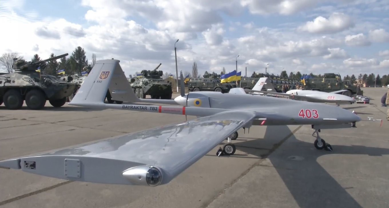 May bay khong nguoi lai cua Ukraine co thang duoc UAV cua Nga?-Hinh-11