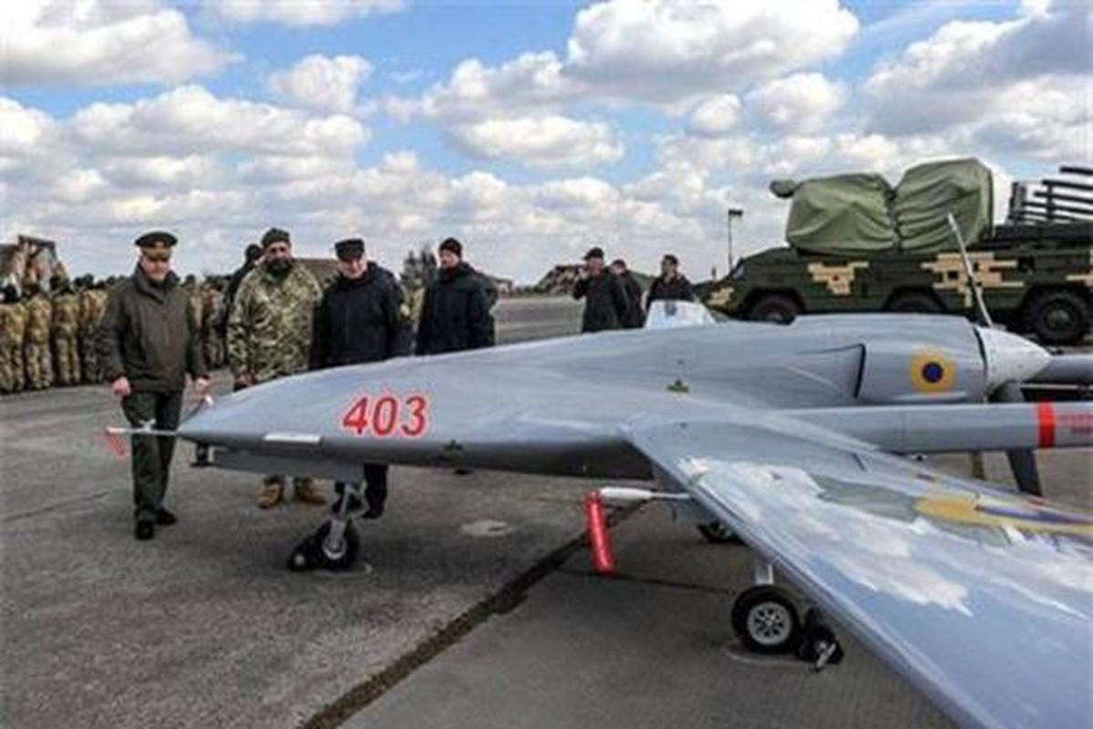 May bay khong nguoi lai cua Ukraine co thang duoc UAV cua Nga?-Hinh-13