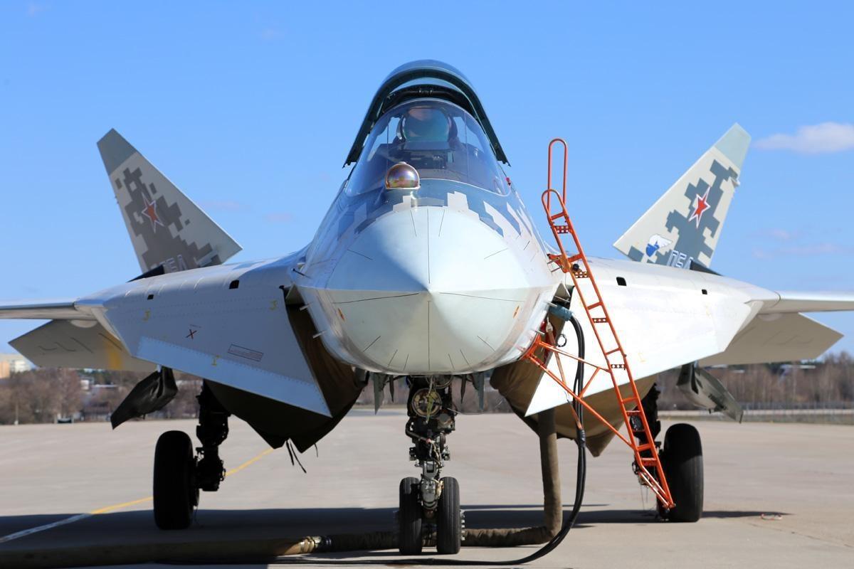 Tiem kich Su-57 cua Nga bat ngo thay doi thiet ke dong co-Hinh-12