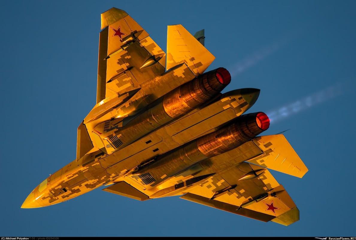 Tiem kich Su-57 cua Nga bat ngo thay doi thiet ke dong co-Hinh-15