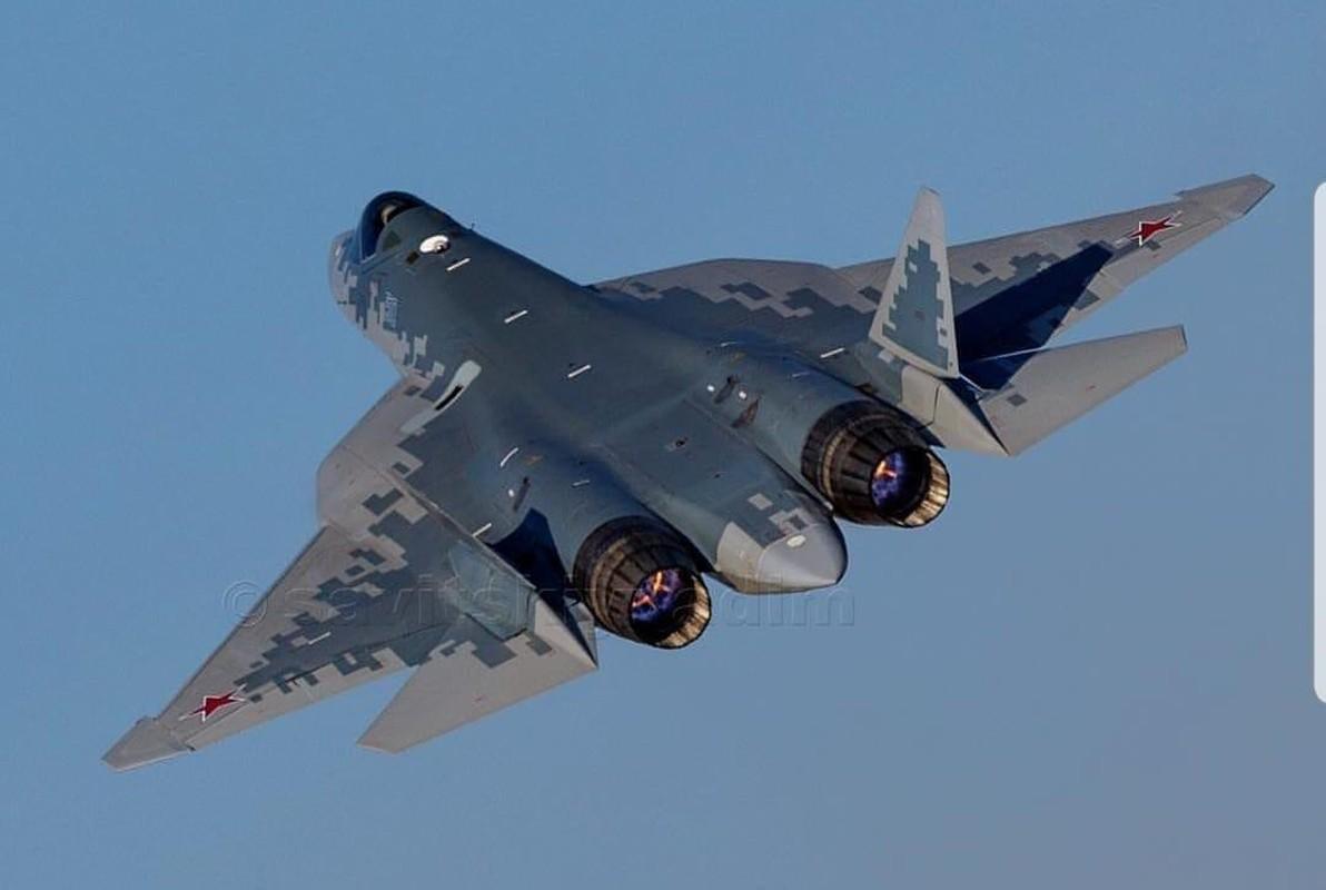 Tiem kich Su-57 cua Nga bat ngo thay doi thiet ke dong co-Hinh-26