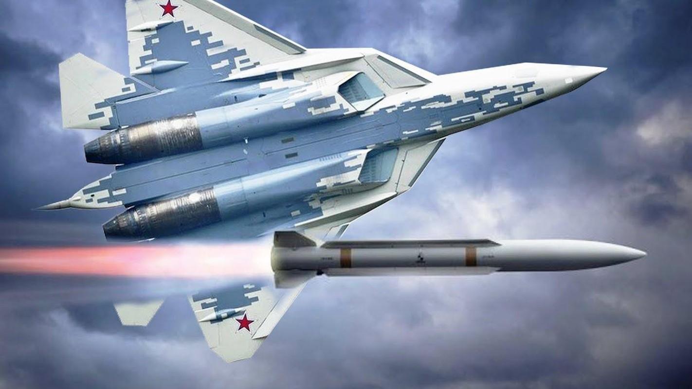 Tiem kich Su-57 cua Nga bat ngo thay doi thiet ke dong co-Hinh-9