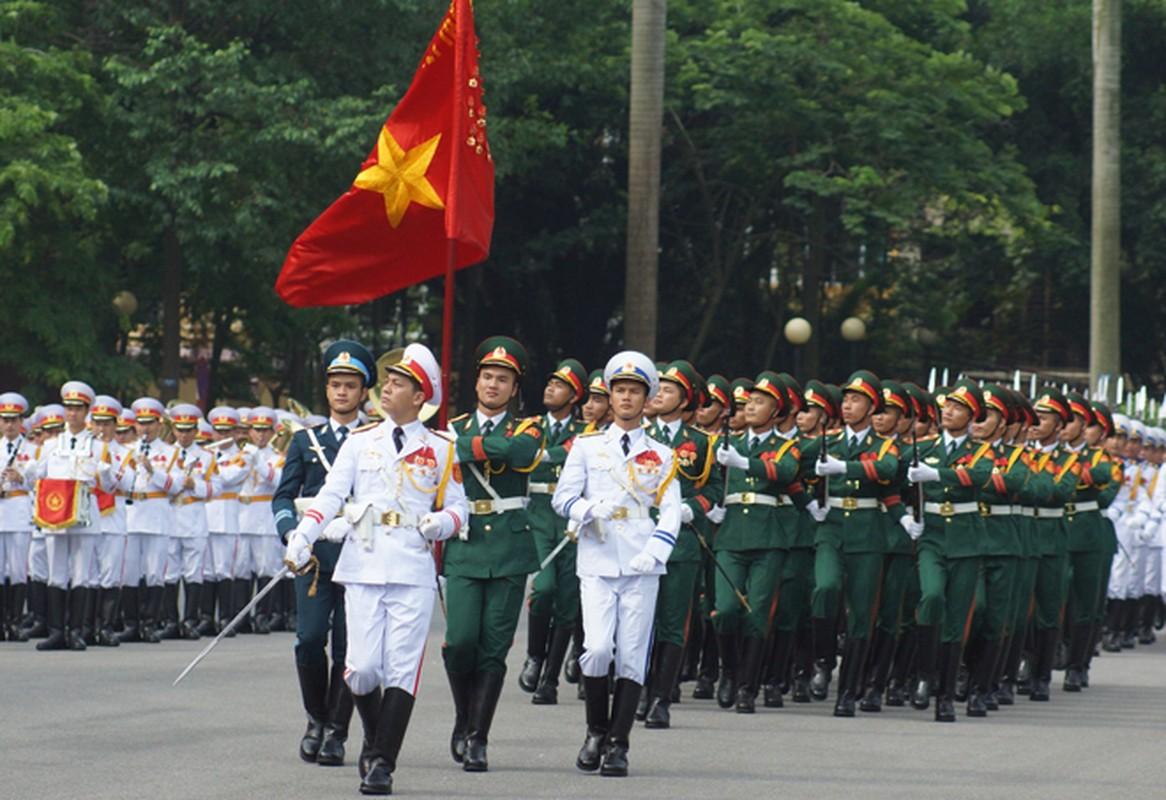 Dan khi tai hien dai cua Quan doi Viet Nam sau 76 nam thanh lap-Hinh-3