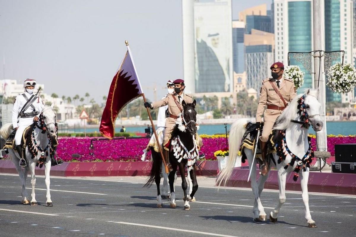 Den hen lai len: Quan doi Qatar duyet binh voi ky binh va lac da-Hinh-9