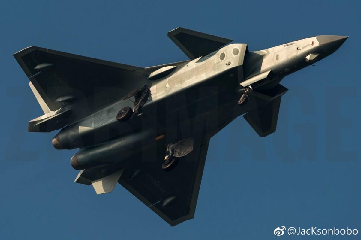 J-20 cua Trung Quoc can cai bien gi de hoat dong tren tau san bay?-Hinh-3