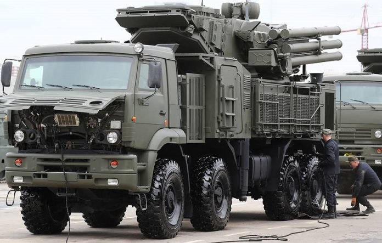 To hop phong khong Pantsir cua Nga ha 47 UAV Tho Nhi Ky o Lybia-Hinh-5