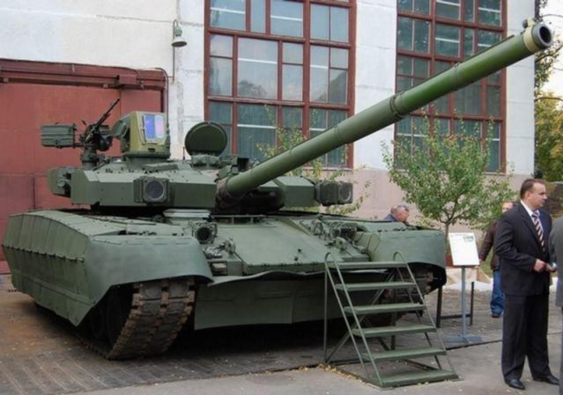 Ukraine tuyen bo nang cap T-64 len manh ngang... T-90 cua Nga-Hinh-13
