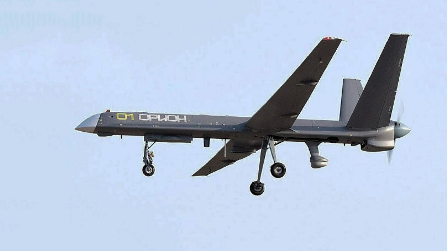 Nga lan dau khoe UAV Orion mang theo vu khi khung-Hinh-4