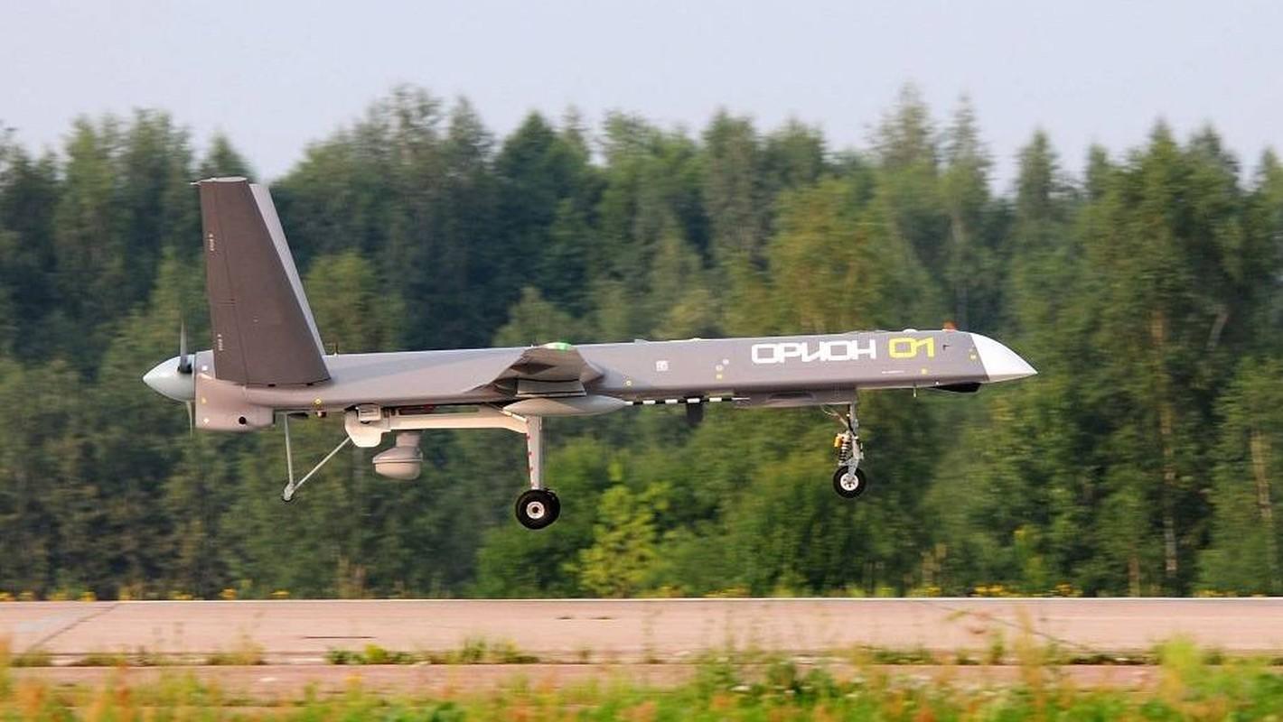 Nga lan dau khoe UAV Orion mang theo vu khi khung-Hinh-6