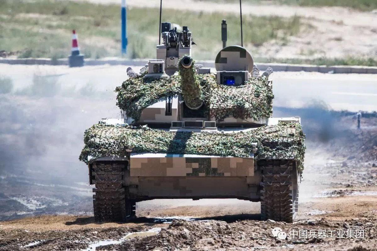 Trung Quoc: Xe tang T-15 cua nuoc nay hien dai hon ca T-90-Hinh-12