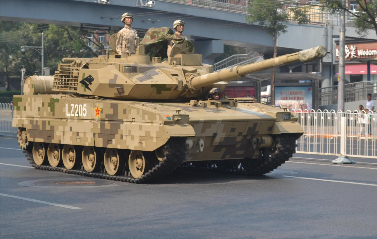 Trung Quoc: Xe tang T-15 cua nuoc nay hien dai hon ca T-90-Hinh-5