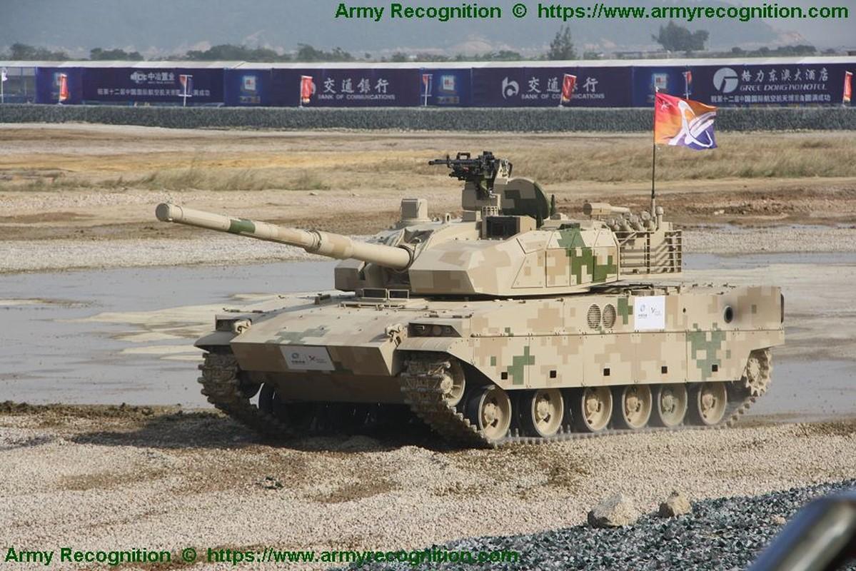 Trung Quoc: Xe tang T-15 cua nuoc nay hien dai hon ca T-90-Hinh-6