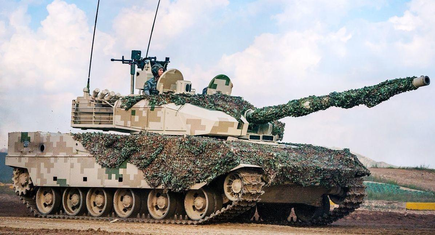 Trung Quoc: Xe tang T-15 cua nuoc nay hien dai hon ca T-90-Hinh-7