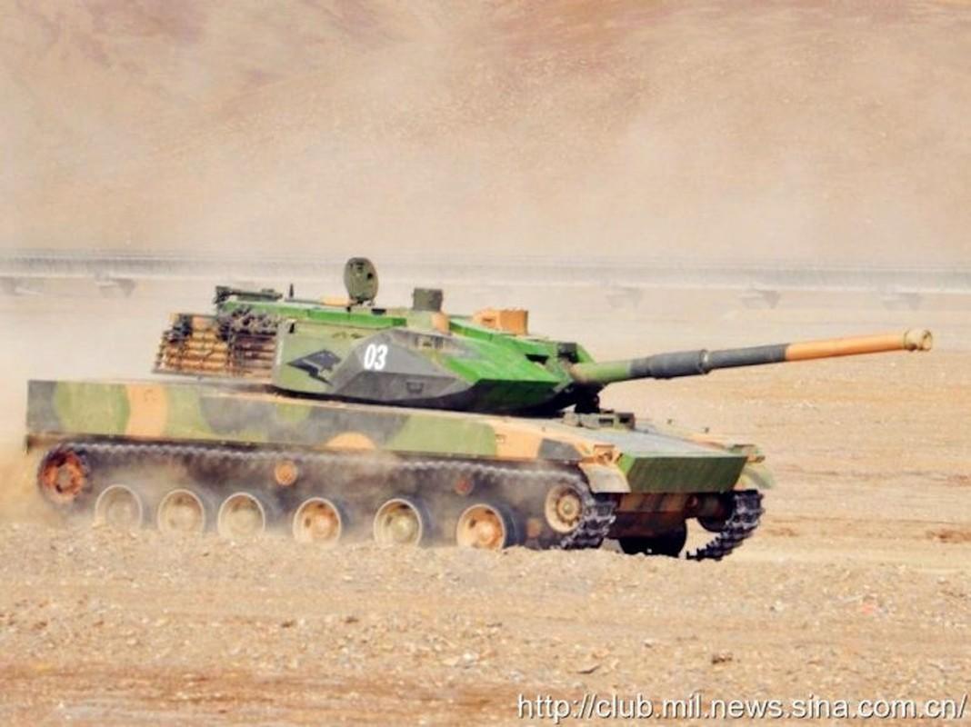 Trung Quoc: Xe tang T-15 cua nuoc nay hien dai hon ca T-90-Hinh-8