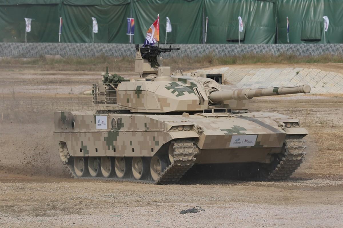Trung Quoc: Xe tang T-15 cua nuoc nay hien dai hon ca T-90-Hinh-9