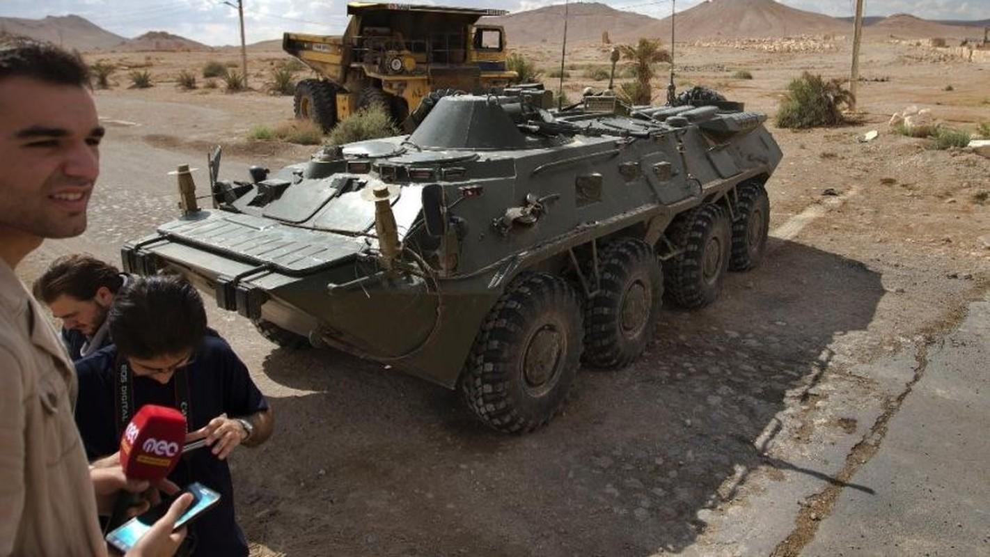 Khoanh khac xe thiet giap BTR-82 cua Nga no tung o Syria-Hinh-10