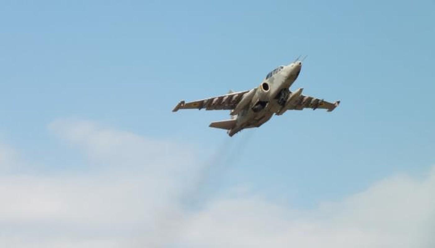 Azerbaijan: Khong quan xuat kich 600 lan, mat duy nhat mot may bay-Hinh-12