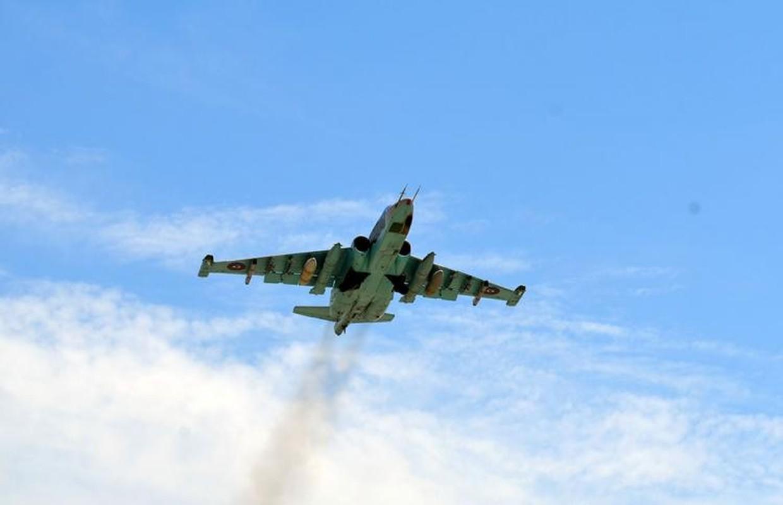 Azerbaijan: Khong quan xuat kich 600 lan, mat duy nhat mot may bay-Hinh-5