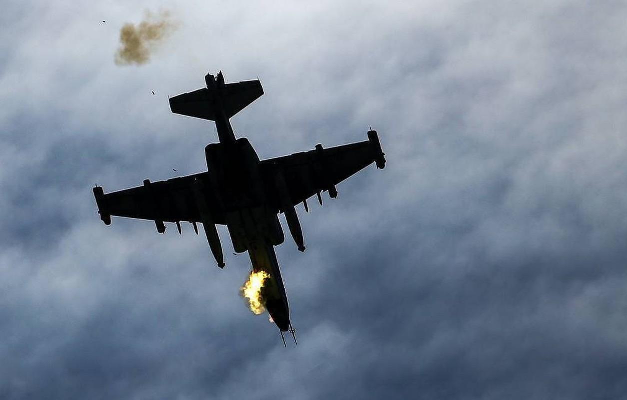 Azerbaijan: Khong quan xuat kich 600 lan, mat duy nhat mot may bay-Hinh-6