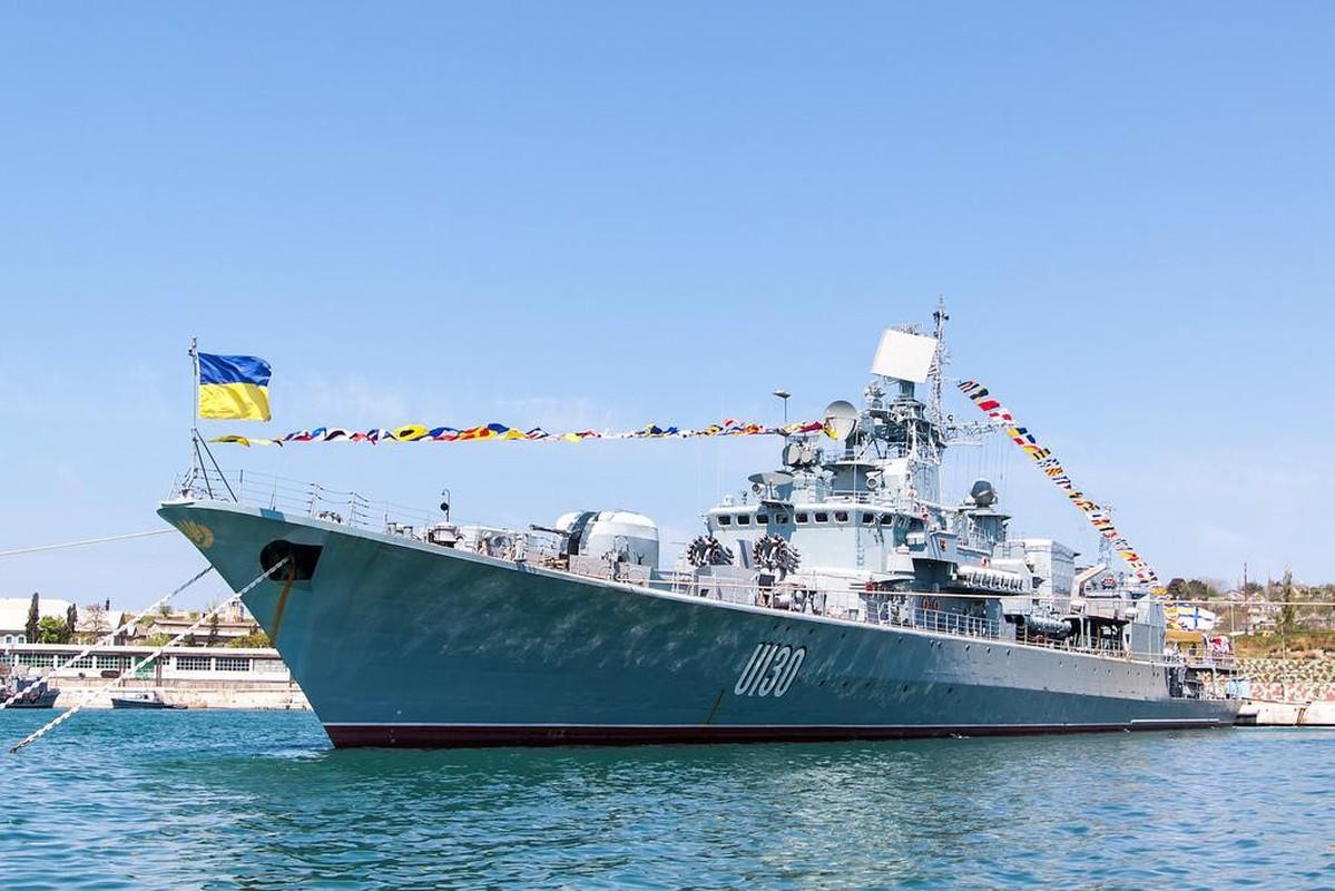 Chuyen gia Ukraine muon cho no cau Kerch, bien Crimea thanh Tran Chau Cang-Hinh-10