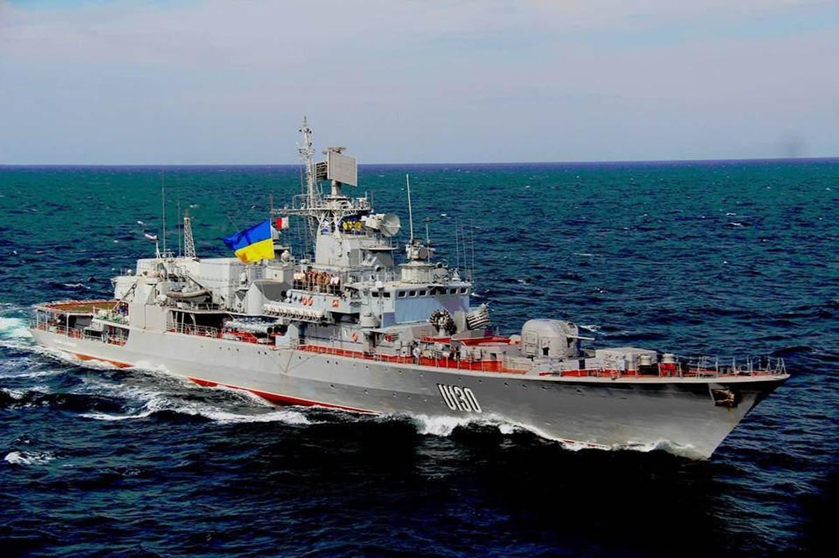 Chuyen gia Ukraine muon cho no cau Kerch, bien Crimea thanh Tran Chau Cang-Hinh-12