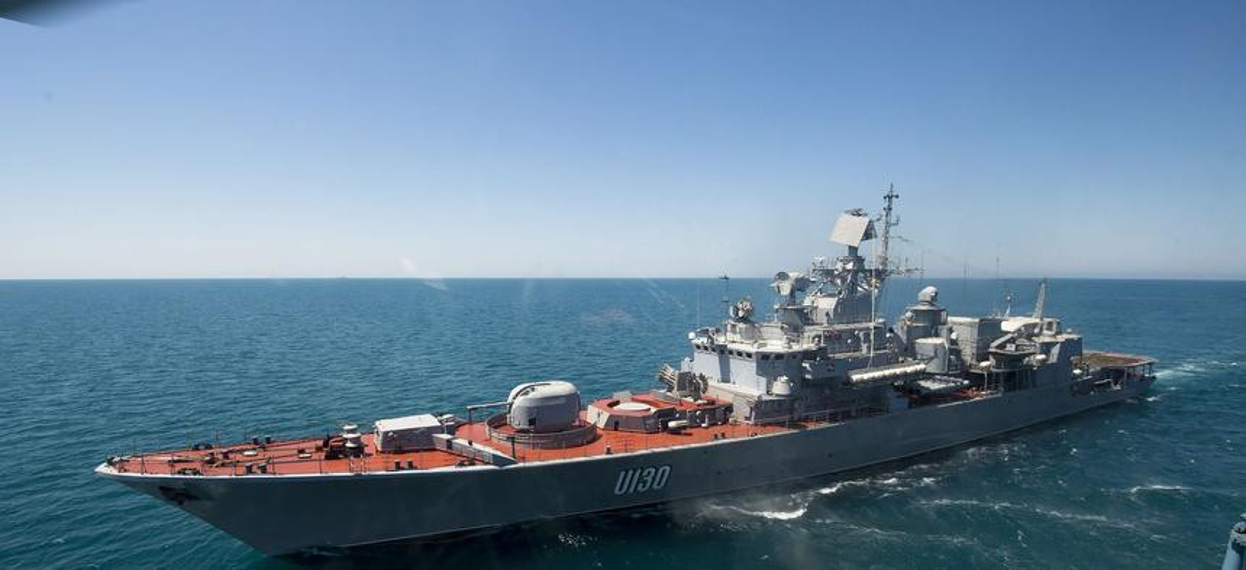 Chuyen gia Ukraine muon cho no cau Kerch, bien Crimea thanh Tran Chau Cang-Hinh-2