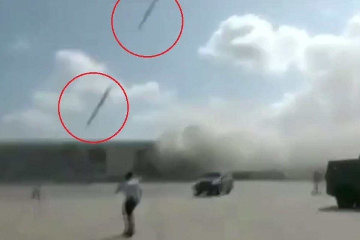 San bay Yemen bi tan cong boi ban sao cua ten lua Kh-55 Lien Xo