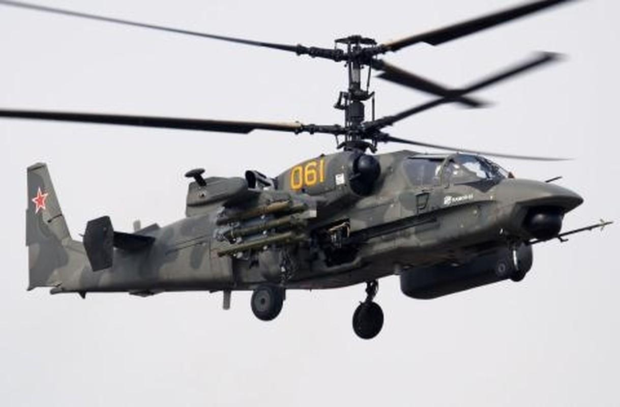 Truc thang Nga co ten lua moi, xe tang NATO