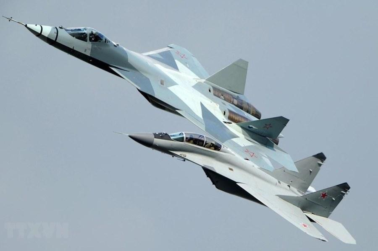 Tiem kich Su-57 se som duoc nang cap dong co manh nhat the gioi-Hinh-12